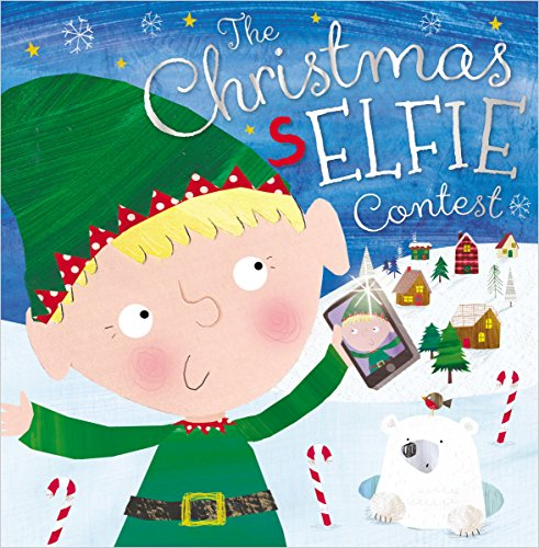 Story Book the Christmas Selfie Contest