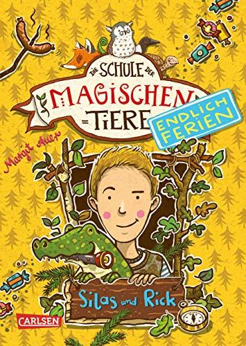 Die Schule der magischen Tiere - Endlich Ferien 2: Silas und Rick (2)