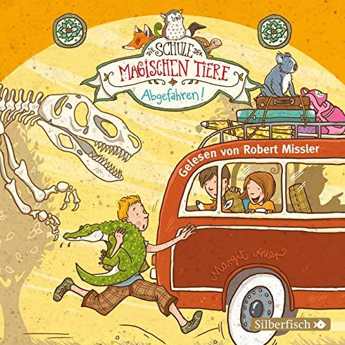 Die Schule der magischen Tiere 4: Abgefahren!: 2 CDs