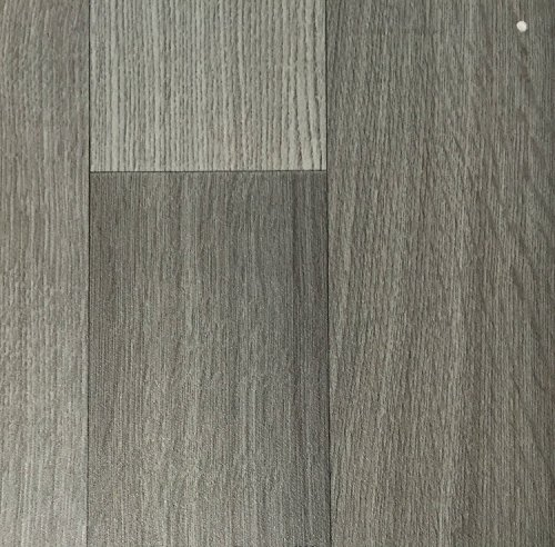 PVC Vinyl-Bodenbelag | Muster | in Dielen Optik XL Oak | CV-Belag in Eiche-Optik | PVC-Belag in verschiedenen Maßen verfügbar | CV-Boden wird in benötigter Größe als Meterware geliefert