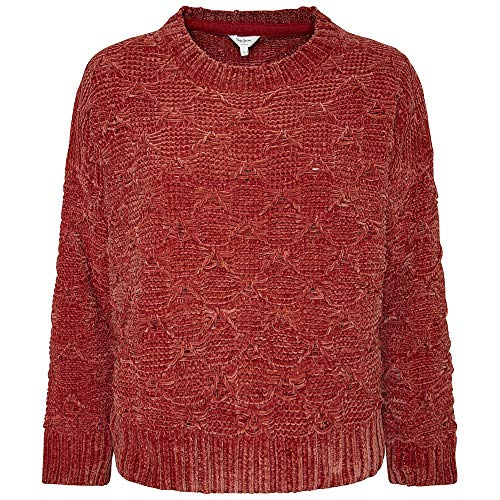Pepe Jeans Damen Lala Pullover Sweater, 295, Large