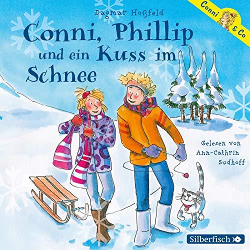 Conni, Phillip und ein Kuss im Schnee (Conni & Co 9): 2 CDs