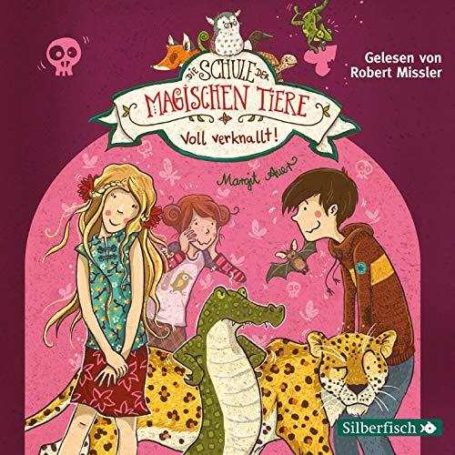 Die Schule der magischen Tiere 8: Voll verknallt!: 2 CDs