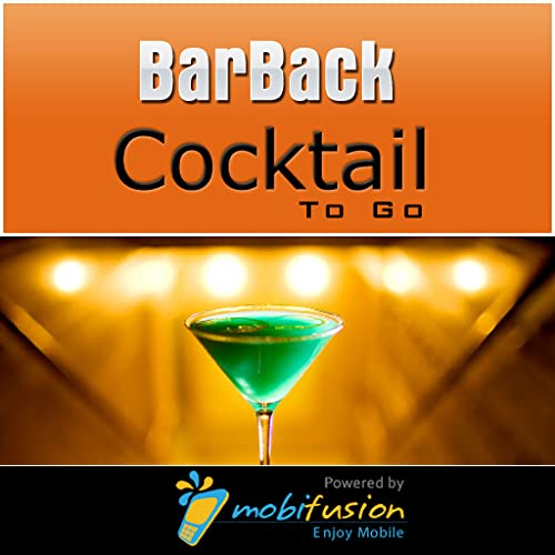 BarBack Cocktails To Go