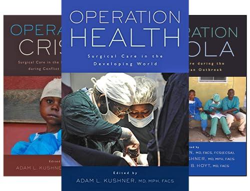 Operation Health (3 Book Series)