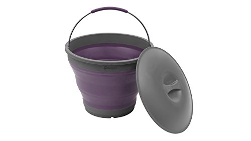 Outwell Collaps Wasserkocher Camping-Unisex, Uni, Collaps, Dunkles violett, 7.5 Litre