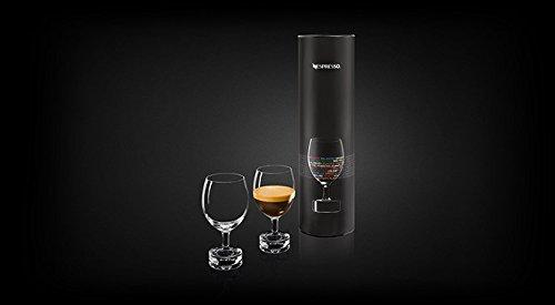 Nespresso Tasting Glass (wie Whisky) für Kaffee - Reveal Espresso Mild, Set of 2 Tasting glasses