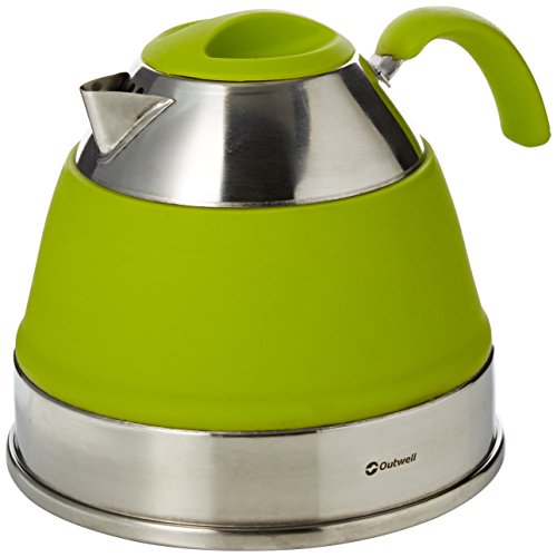 Outwell Kessel 2,5 L Collaps, Lime Green, 17.5x19 cm, 2.5 L