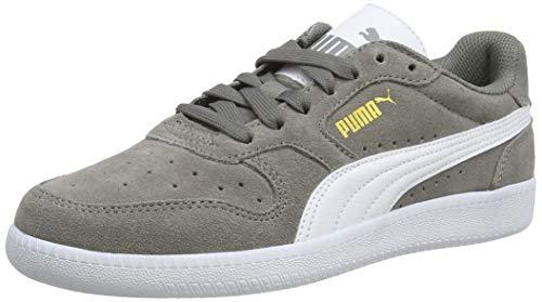 Puma Unisex-Erwachsene Icra Trainer SD Sneakers, Grau (Steel Gray-Puma White) , 45 EU