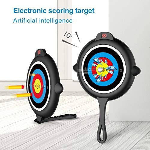 Lukame Electronic Score Gun Toy Target Spielzeug Target Water Gun