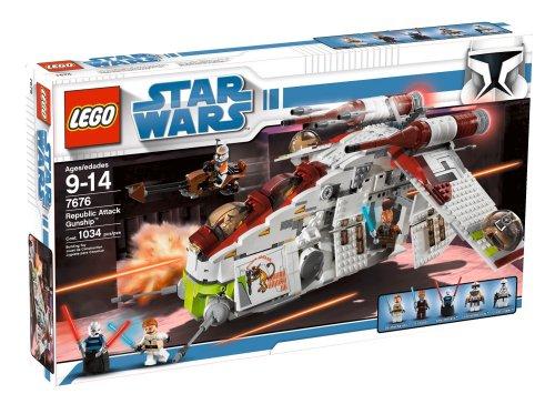 LEGO Star Wars Republic Gunship (7676) by LEGO