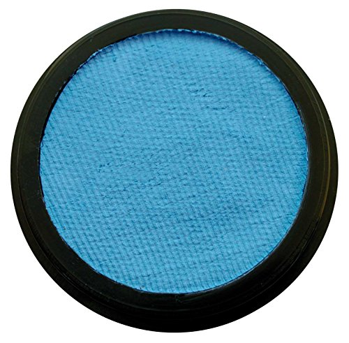 Eulenspiegel 183779 - Profi-Aqua Make-up Schminke - Hellblau - 20 ml / 30g