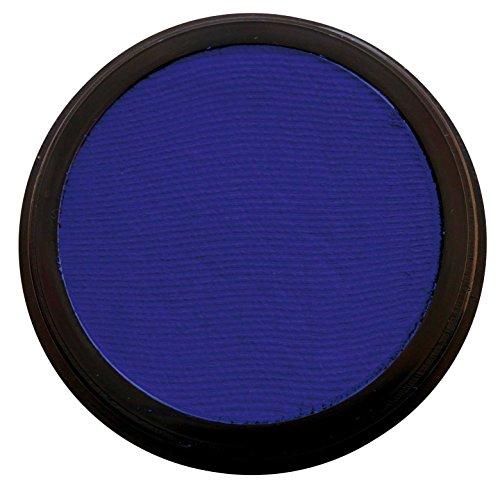 Eulenspiegel 183564 - Profi-Aqua Make-up Schminke - Meeresblau - 20 ml / 30g